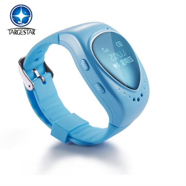 SOS Smart kids gps watch tracker