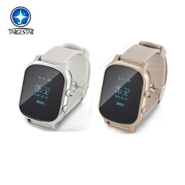 smart kids gps watch tracking phone