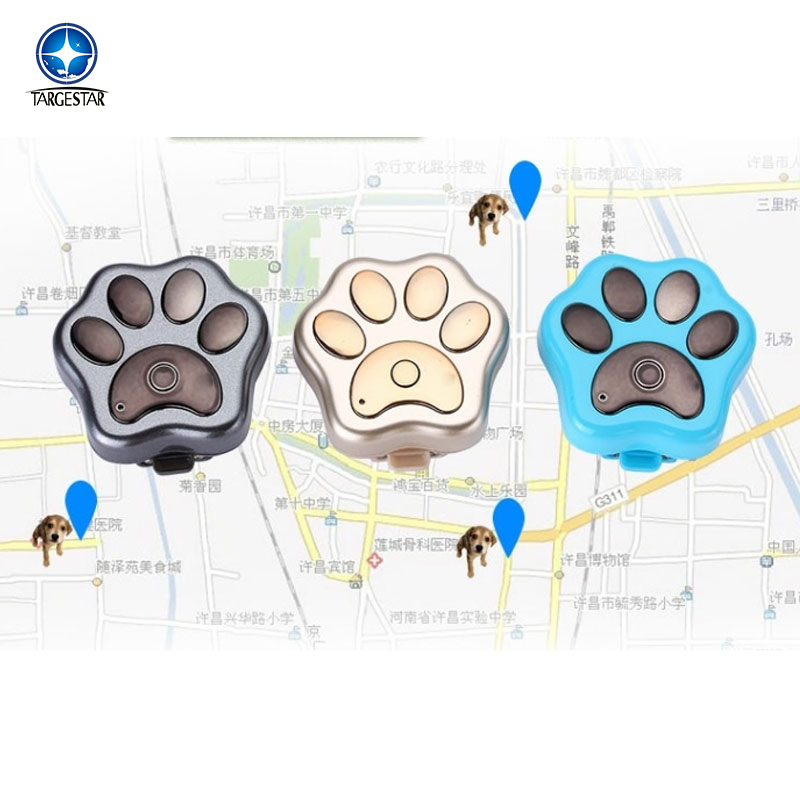 3g dog Collar gps pet tracker