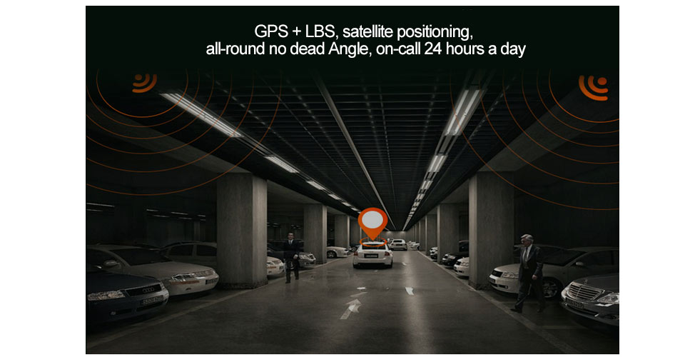 wireless car gps tracker magnetic