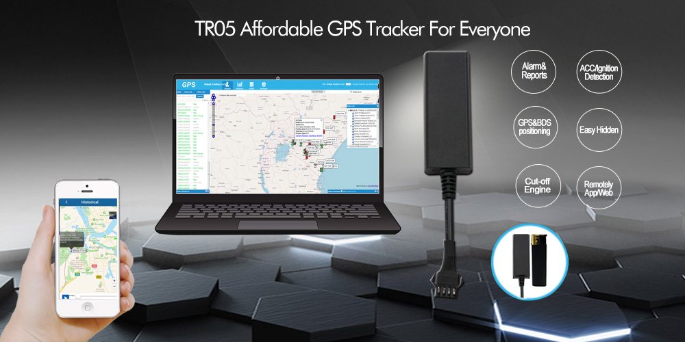 India cheap price motorcycle gps tracker for car