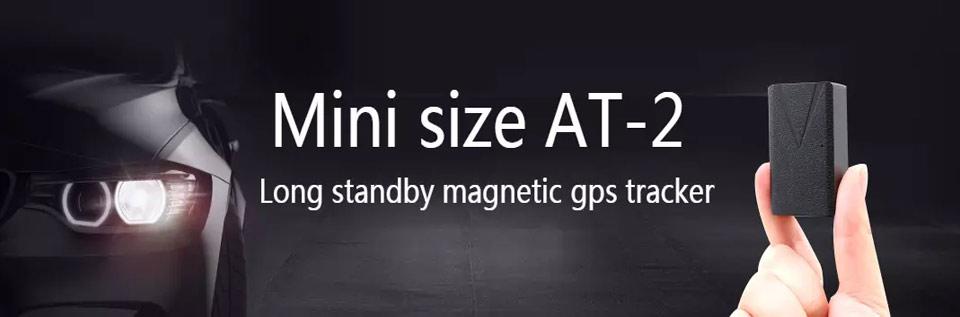 AT-2 Long standby GPS tracker