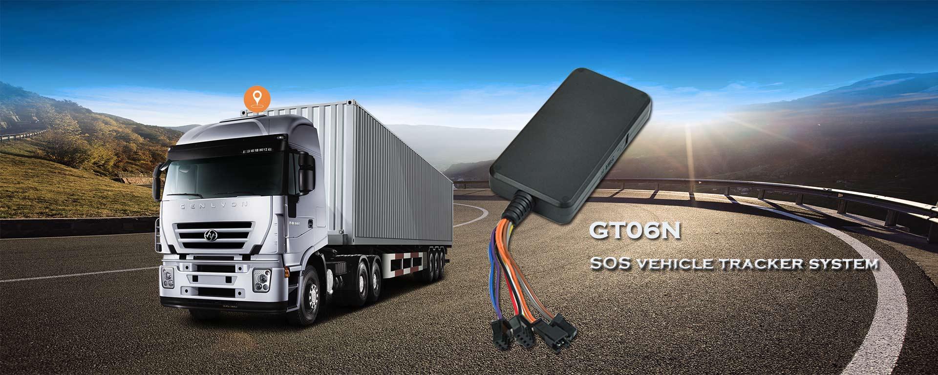 GT06S GPS truck Fleet tracking device