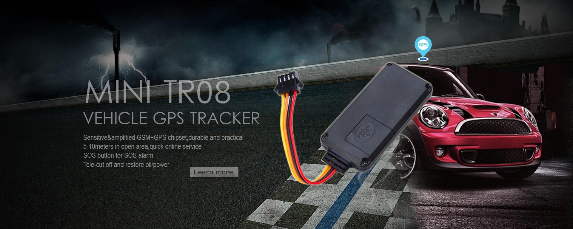 Mini carro rastreador GPS