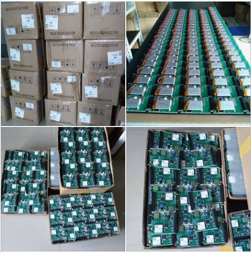 Indian customer orders 8000 pieces Vehicle gps tracker