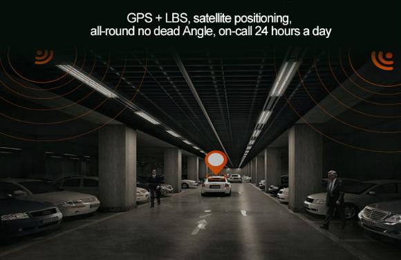 long standby GPS tracker TR21