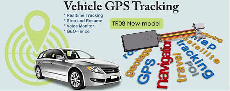 Automotive GPS tracker
