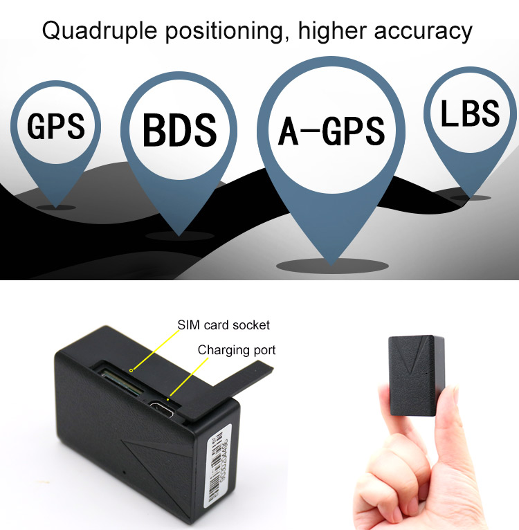 free installation GPS tracker