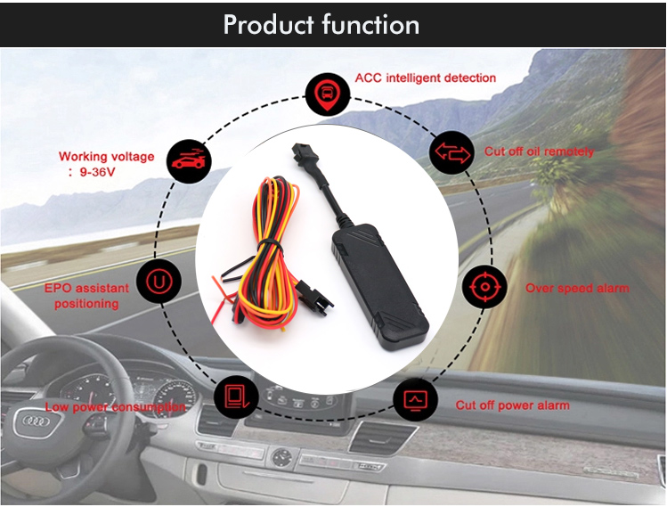 car GPS locator