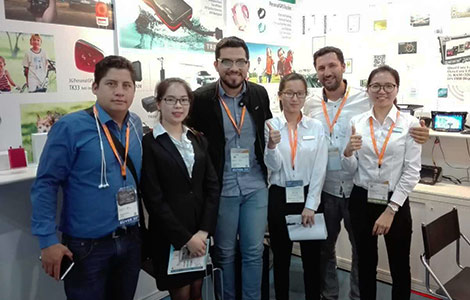 GPS tracker 2017 HKTDC Hong Kong Electronics Fair