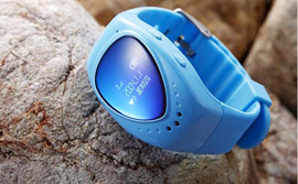 Great WILL TK89 watch gps tracker for kids