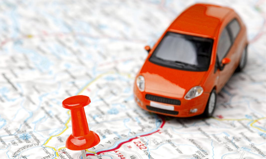How the vehicle is protected by vehicle gps tracking devices