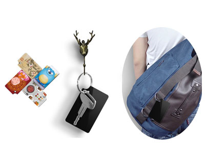 Key chain GPS tracker that can be disguised as something else