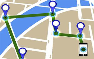 Mobile Location Gps Tracker