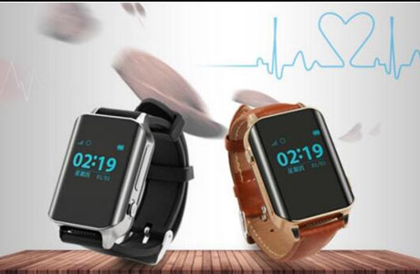 Recommand elderly GPS watch tracker