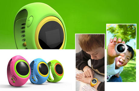 Story of Children GPS Watch Tracker