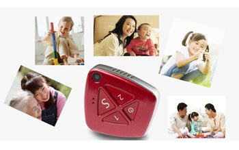 TK33 mini GPS Tracker for Kids