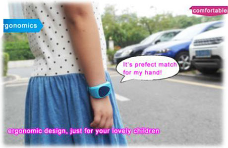 parents need gps watch tracker to take care child